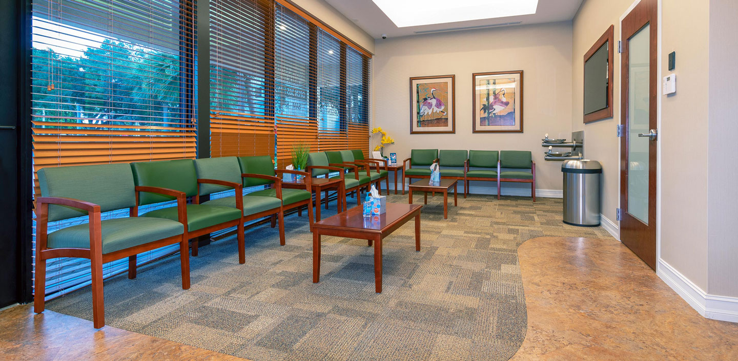 MDN Urgent Care Interior Photo