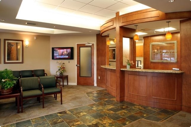 Our lobby is spacious and inviting...but don't get too comfortable! Most of our patients are seen, treated & released in less than an hour.