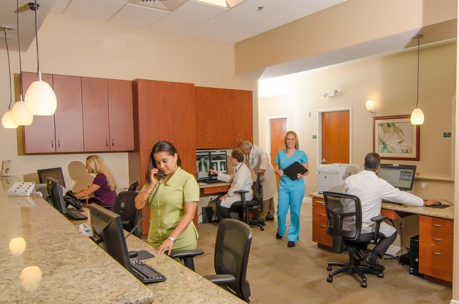 Our dedicated and hard-working staff are especially trained in customer service. Our state of the art computer system enables staff to monitor your in-and-out times & escalate service levels to provide you with the safest and efficient patient experience possible.