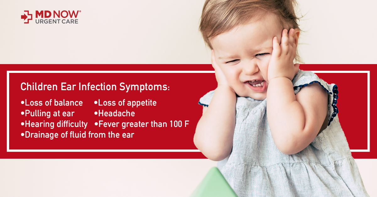 Ear Infections and Treatment | MD Now - Urgent Care Centers