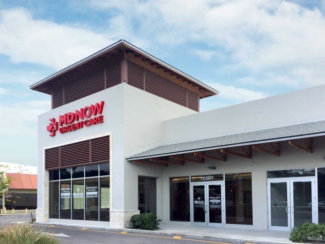 MD Now Urgent Care Opens Its 28th Florida Location in Pinecrest