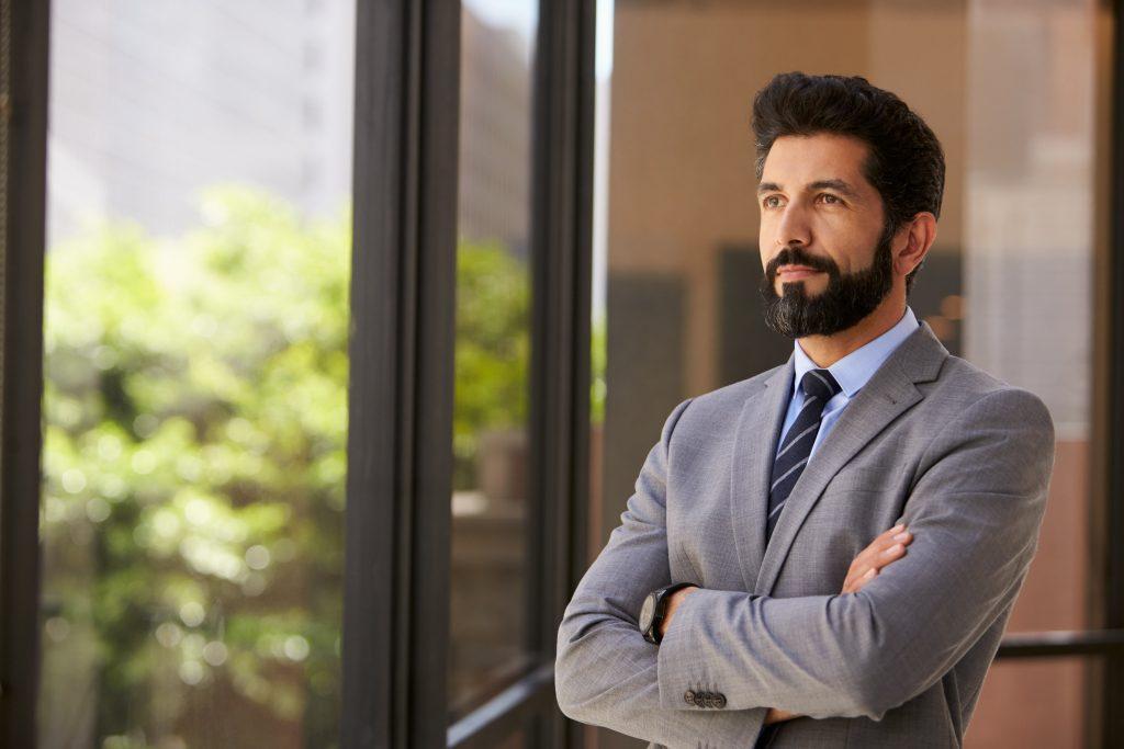Levantar el conocimiento para el mes del conocimiento del cáncer de la próstata