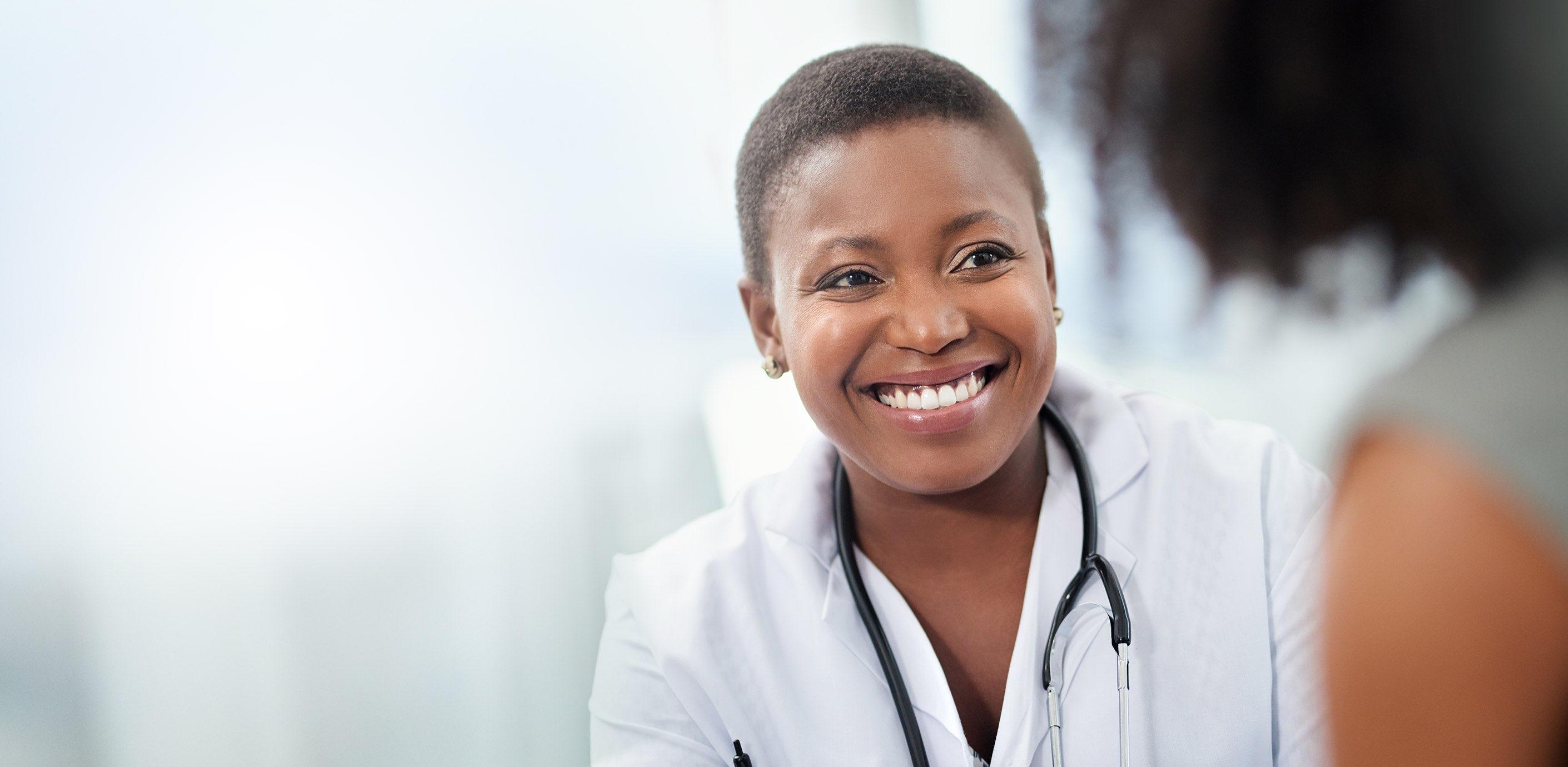 Doctor feliz