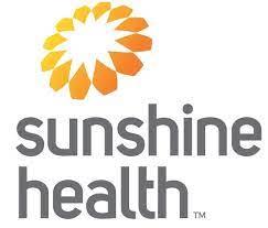 insignia de la salud de la sol